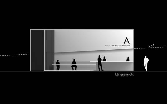 """""""Leporello""""   Wettbewerb der Bundesarchitektenkammer (Bild 2/5)"""