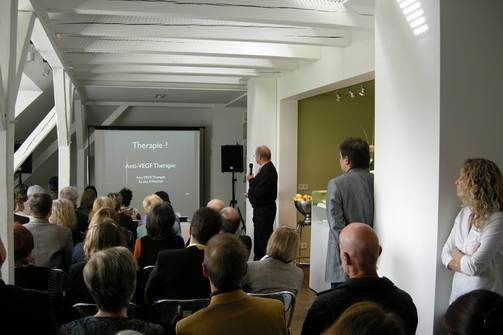 Eröffnung Makulazentrum | Rathenauplatz 12 in Halle (Bild 2/2)