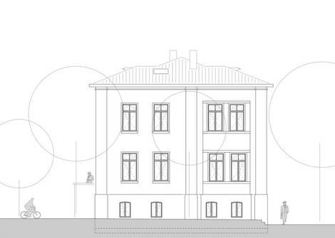 Lafontainstraße 18 | Mehrfamilienhaus - Sanierung + Umbau (Bild 3/11)