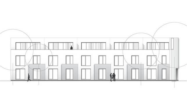 """Fünf"" | Stadthäuser - Neubau (Bild 5/7)"