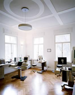 Rathenauplatz 12 | Augenlaserzentrum - Innenraumplanung (Bild 4/7)