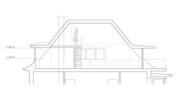 """""""Dachausbau""""   Umbau und Sanierung Zweifamilienhaus (Bild 5/8)"""