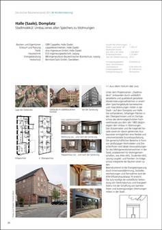 Bericht Bauherrenpreis 2015 | Domplatz 6a (Bild 1/1)