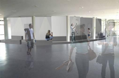 """Gemeinsam schaffen Wir Raum"" | Schüler- Partizipationsprojekt (Bild 1/6)"