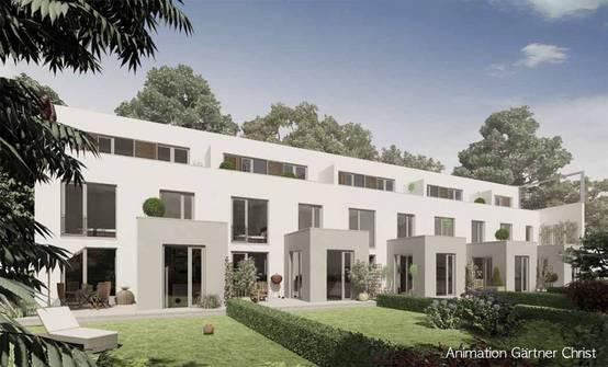 """Fünf"" | Stadthäuser - Neubau (Bild 4/7)"