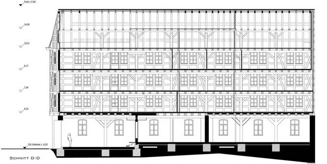 """Stadtmolekül""   Wohnprojekt - Sanierung + Umbau (Bild 15/16)"