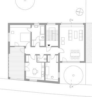 """Baulücke I"" | Geschosswohnungsbau - Neubau (Bild 2/8)"