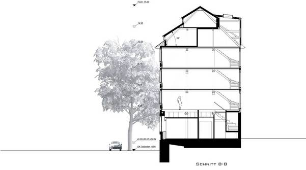 """Stadtmolekül""   Wohnprojekt - Sanierung + Umbau (Bild 10/16)"