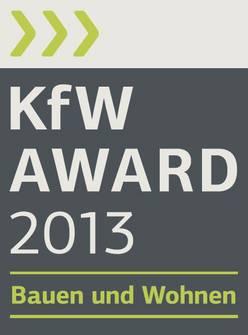KFW Award 2013 | 1. Preis