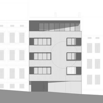 """Baulücke II"" | Geschosswohnungsbau - Neubau (Bild 2/9)"