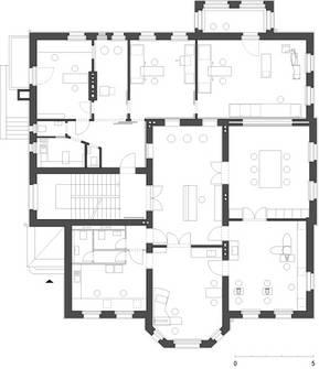Rathenauplatz 12 | Trothe Sehzentum - Innenraumplanung (Bild 2/7)