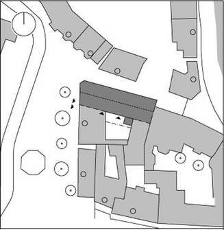 """Stadtmolekül""   Wohnprojekt - Sanierung + Umbau (Bild 7/16)"