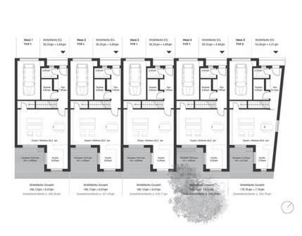 """Fünf"" | Stadthäuser - Neubau (Bild 3/7)"