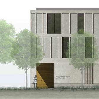 """Dialog"" | Wohnkomplex mit Praxen - Neubau (Bild 3/3)"