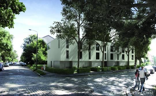 """Fünf"" | Stadthäuser - Neubau"