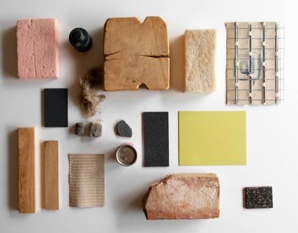 DOMplatz 6a | ökologische Materialien