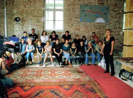 Kinderkunstforum 2012 | Domplatz 6 in Halle (Bild 2/3)