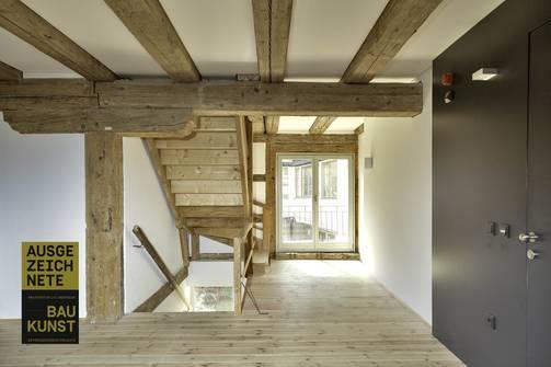 Ausgezeichnete Architektur und Ingenieur Baukunst   Domplatz 6a