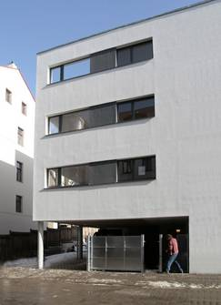 """Baulücke I"" | Geschosswohnungsbau - Neubau (Bild 1/8)"