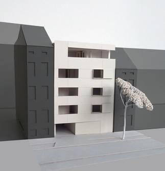 """Baulücke II"" | Geschosswohnungsbau - Neubau (Bild 8/9)"