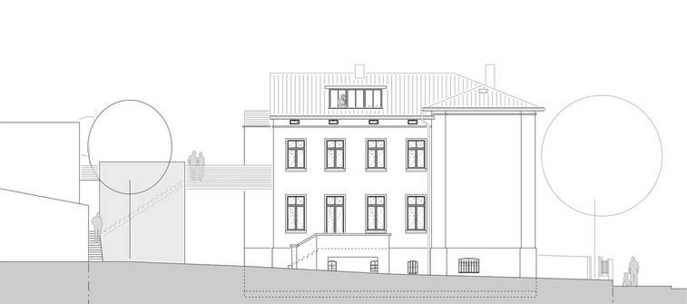 Lafontainstraße 18 | Mehrfamilienhaus - Sanierung + Umbau (Bild 2/11)