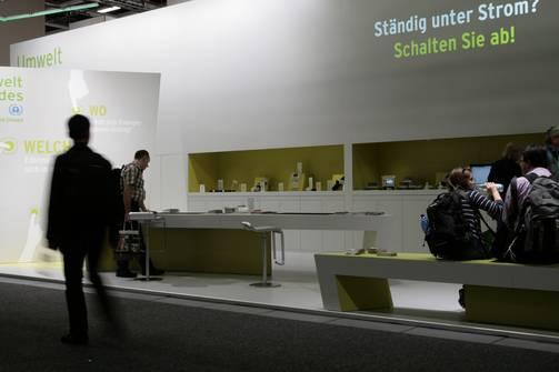 """Impulse"" | Messestand Umweltbundesamt IFA (Bild 2/9)"
